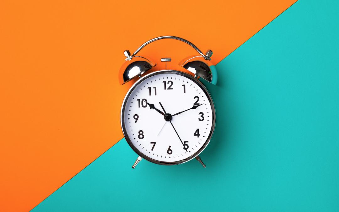 How to find the time to apply for a new job!