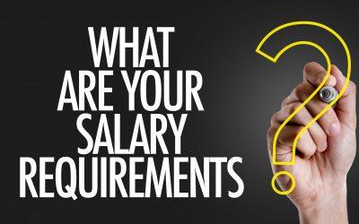 Salary Negotiations