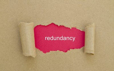 Finding new opportunities after being made redundant