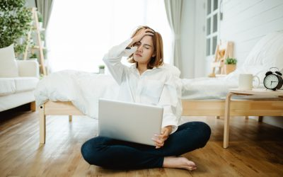 Mental wellbeing tips for those still working from home